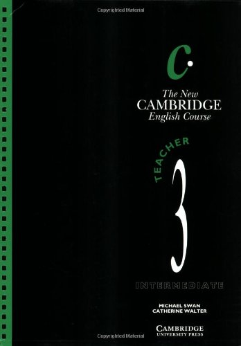 9780521376679: The New Cambridge English Course 3 Teacher's book