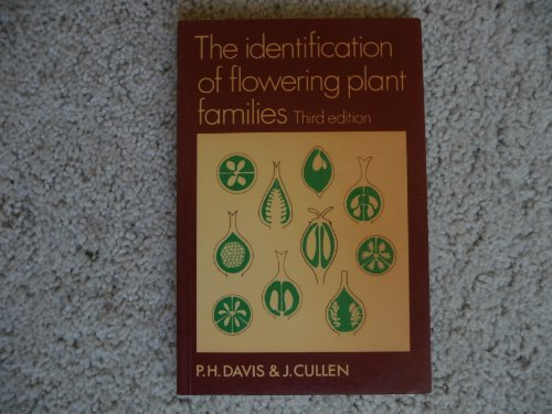 The Identification of Flowering Plant Families: Including: Davis, P. H.,