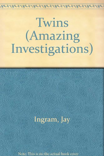 9780521377492: Twins (Amazing Investigations)