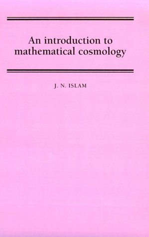 9780521377607: An Introduction to Mathematical Cosmology