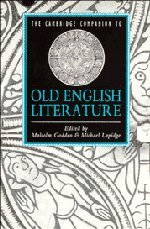 9780521377942: The Cambridge Companion to Old English Literature (Cambridge Companions to Literature)