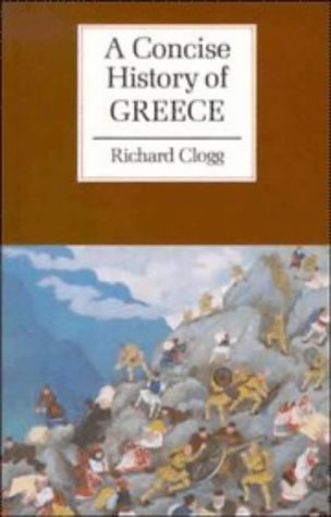 9780521378307: A Concise History of Greece (Cambridge Concise Histories)