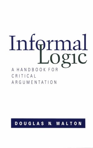 9780521379250: Informal Logic: A Handbook for Critical Argumentation