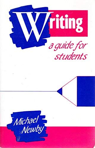 9780521379304: Writing: A Guide for Students