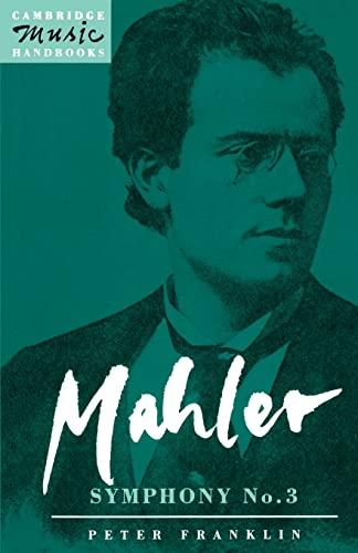 9780521379472: Mahler: Symphony No. 3 (Cambridge Music Handbooks)
