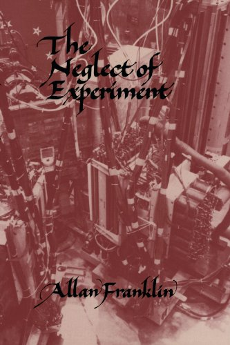 9780521379656: The Neglect of Experiment
