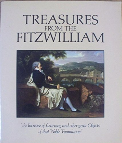 9780521379793: Treasures from the Fitzwilliam Museum: The Increase of Learning and Other Great Objects: