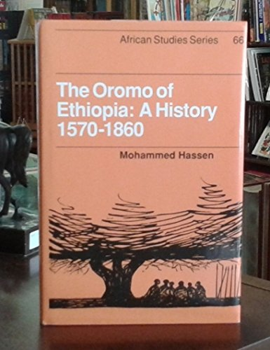 9780521380119: The Oromo of Ethiopia: A History 1570-1860 (African Studies)
