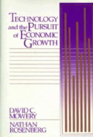 9780521380331: Technology and the Pursuit of Economic Growth