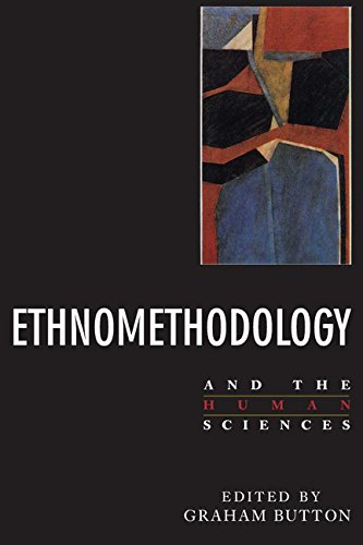 9780521380485: Ethnomethodology and the Human Sciences