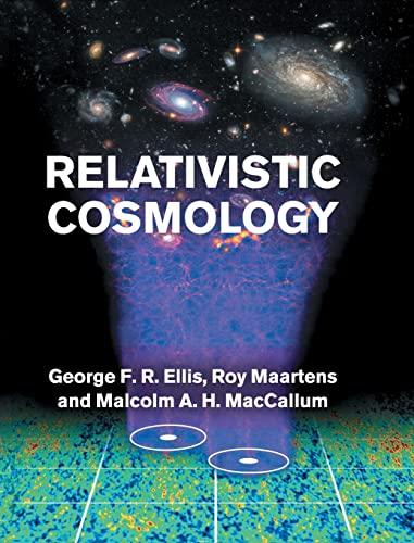 9780521381154: Relativistic Cosmology Hardback