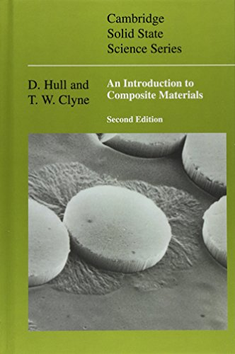 9780521381901: An Introduction to Composite Materials 2nd Edition Hardback (Cambridge Solid State Science Series)
