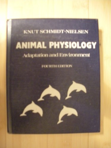 9780521381963: Animal Physiology: Adaptation and Environment, 4th Edition