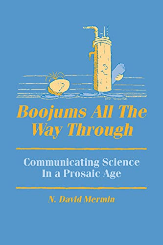 9780521382311: Boojums All the Way through Hardback: Communicating Science in a Prosaic Age