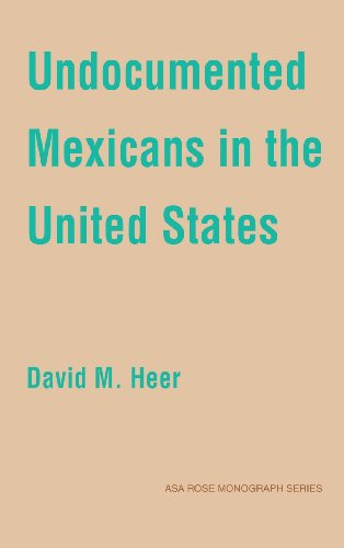 9780521382472: Undocumented Mexicans in the USA (American Sociological Association Rose Monographs)