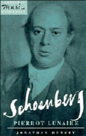 9780521382793: Schoenberg: Pierrot Lunaire