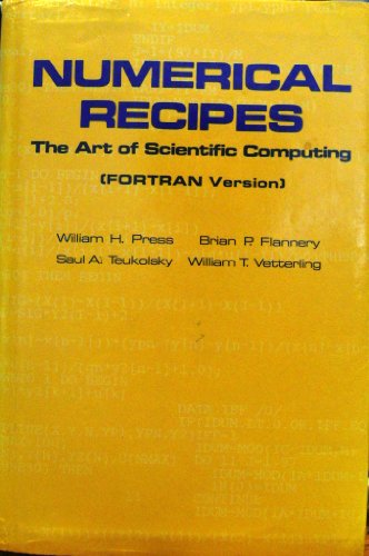 9780521383301: Numerical Recipes in FORTRAN