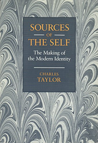 9780521383318: Sources of the Self: The Making of the Modern Identity