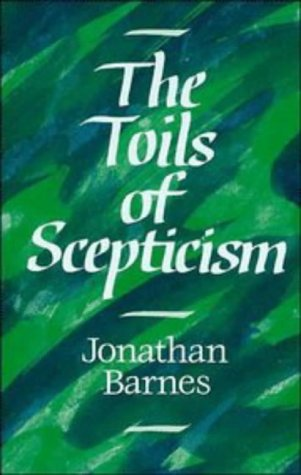 9780521383394: The Toils of Scepticism