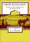 9780521383790: Crop Ecology: Productivity and Management in Agricultural Systems