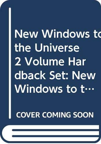 9780521384292: New Windows to the Universe: XIth European Meeting of the International Astronomical Union (New Windows to the Universe 2 Volume Hardback Set)