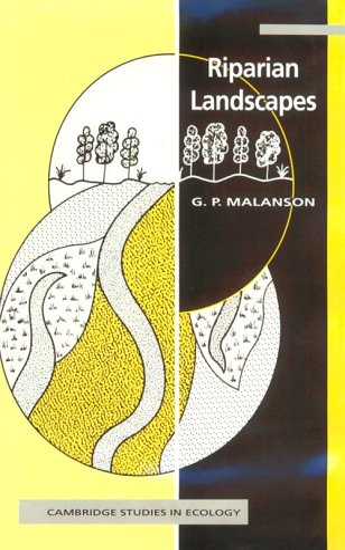 9780521384315: Riparian Landscapes Hardback (Cambridge Studies in Ecology)