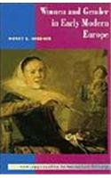 9780521384599: Women and Gender in Early Modern Europe (New Approaches to European History)