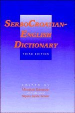 9780521384957: SerboCroatian-English Dictionary (SerboCroatian-English Dictionary 2 Volume Set)
