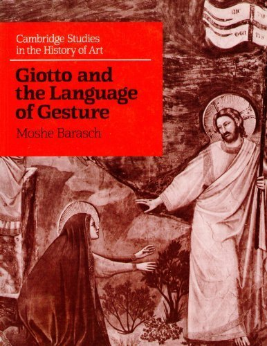 9780521386609: Giotto and the Language of Gesture (Cambridge Studies in the History of Art)