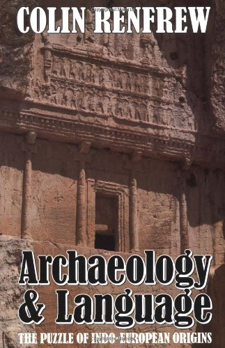 9780521386753: Archaeology and Language: The Puzzle of Indo-European Origins