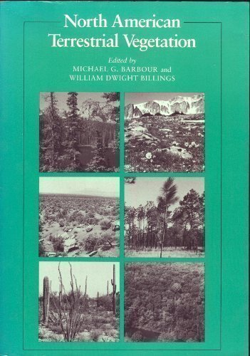 9780521386784: North American Terrestrial Vegetation
