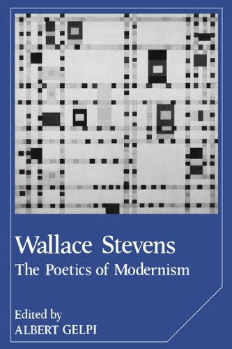 9780521386999: Wallace Stevens: The Poetics of Modernism (Cambridge Studies in American Literature and Culture)