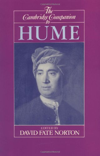 9780521387101: The Cambridge Companion to Hume (Cambridge Companions to Philosophy)
