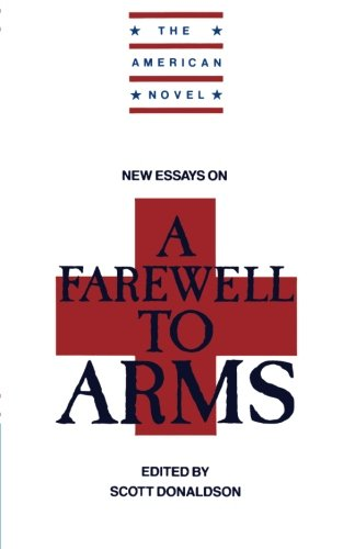 9780521387323: New Essays on A Farewell to Arms (The American Novel)