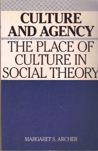 9780521387361: Culture and Agency