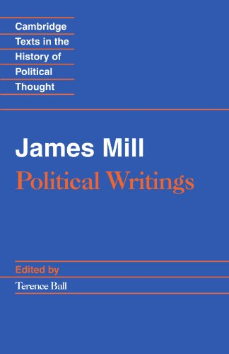 9780521387484: James Mill: Political Writings (Cambridge Texts in the History of Political Thought)