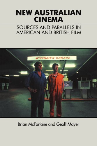 9780521387682: New Australian Cinema: Sources and Parallels in American and British Film: Sources and Parallels in British and American Film (Cambridge Studies in the History of Mass Communications)