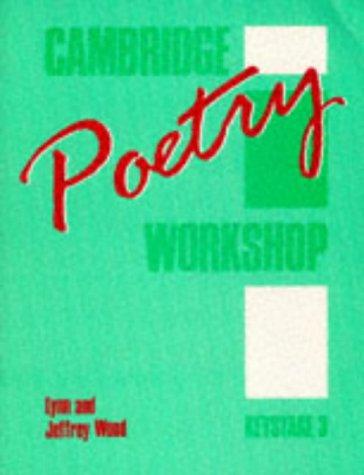 9780521387965: Cambridge Poetry Workshop: Key Stage 3