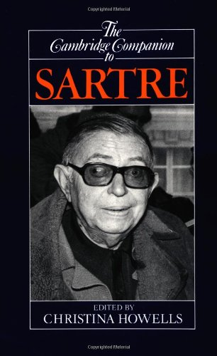 9780521388122: The Cambridge Companion to Sartre Paperback (Cambridge Companions to Philosophy)