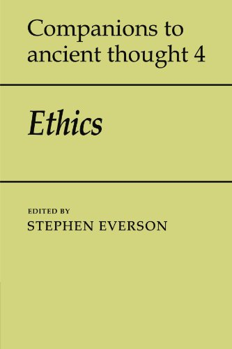 Companions to Ancient Thought 4: Ethics