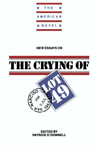 9780521388337: New Essays on The Crying of Lot 49 (The American Novel)
