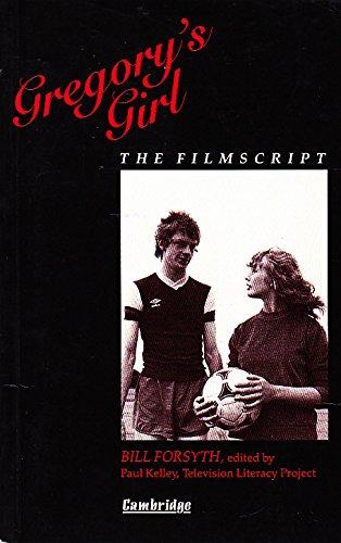 9780521388382: Gregory's Girl Filmscript