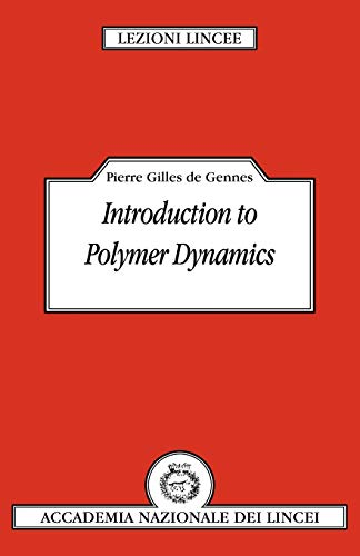 9780521388498: Introduction to Polymer Dynamics