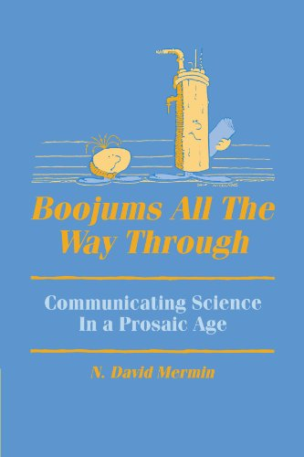9780521388801: Boojums All the Way through: Communicating Science in a Prosaic Age