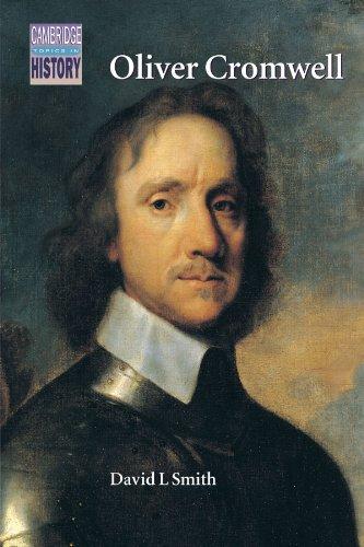 9780521388962: Oliver Cromwell: Politics and Religion in the English Revolution 1640-1658 (Cambridge Topics in History)