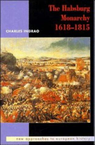 9780521389006: The Habsburg Monarchy 1618-1815