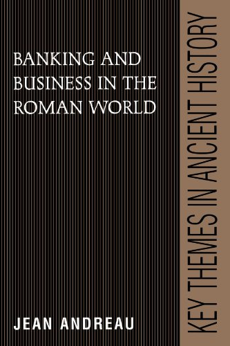 9780521389327: Banking and Business in the Roman World (Key Themes in Ancient History)