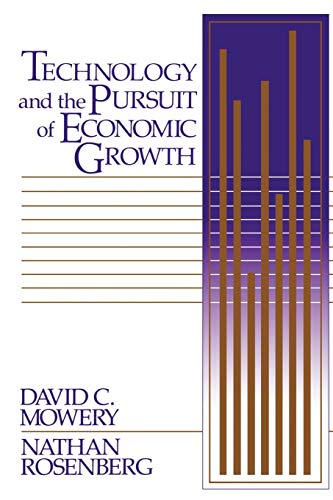 9780521389365: Technology and the Pursuit of Economic Growth