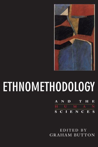 ethnomethodology essays Course hero has thousands of ethnomethodology study resources to help you find ethnomethodology course notes, answered questions, and ethnomethodology tutors 24/7.