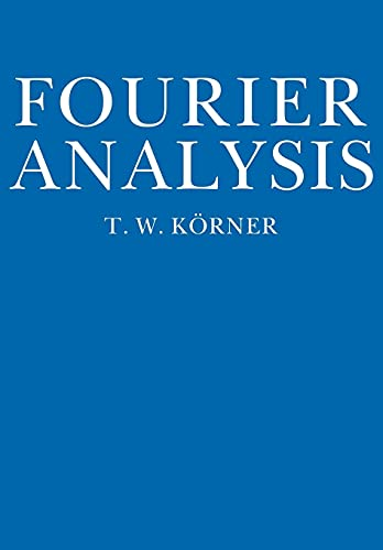 9780521389914: Fourier Analysis Paperback